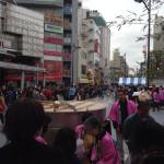第3回武蔵小山たけのこ祭りに行ってきました♪